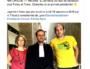 Décrocher le portrait de Macron : le tribunal de Lyon juge l'action des militants écolos «légitime»