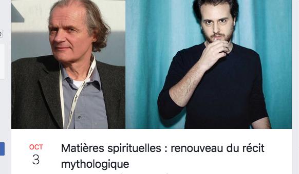 Tristan Garcia et Pierre Bordage sondent les âmes à la BM de Lyon
