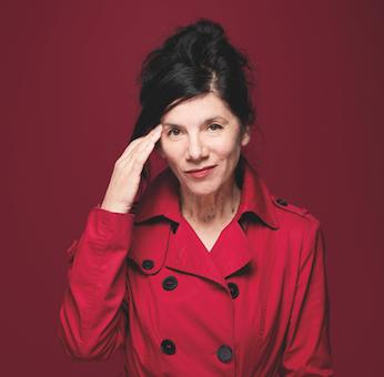C'est bien beau d'être artiste #34 : l'écrivaine Brigitte Giraud dans le feu de l'action