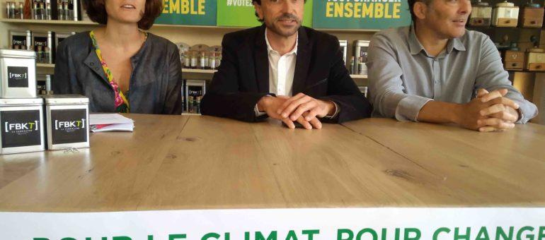 Élections 2020 à Lyon : Grégory Doucet pour mener la liste autonome des Verts