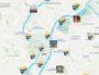 La carte des journées du patrimoine à Lyon