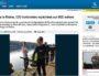 Capture d'écran du site leprogres.fr