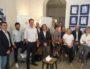 Eric Lafond et ses colistiers de 100% citoyens