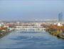 Vue du Rhône à Lyon