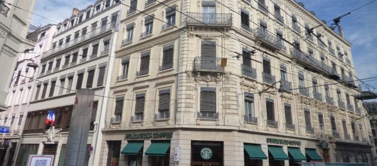 Hôtel-Dieu, Grôlée, Carlino… Une histoire passionnante de la rue de la République à Lyon
