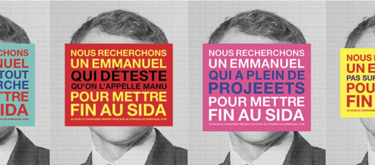 Lutte contre le sida : Emmanuel Macron à Lyon va-t-il toucher le fonds ?