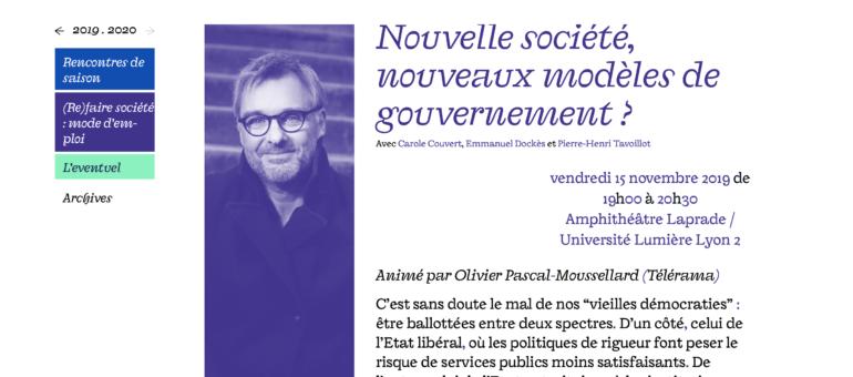 [Festival] «Comment abattre l'Etat et le capitalisme ?», une tribune par Emmanuel Dockès
