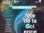 Capture d'écran de l'affiche de la fête de la science 2019 à Lyon