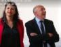 Il ne se passe pas une semaine sans que Gérard Collomb ne s'affiche sur ses réseaux sociaux aux côtés de Fouzya Bouzerda. Une façon de tester le ticket sur le terrain. Photo : capture d'écran FB