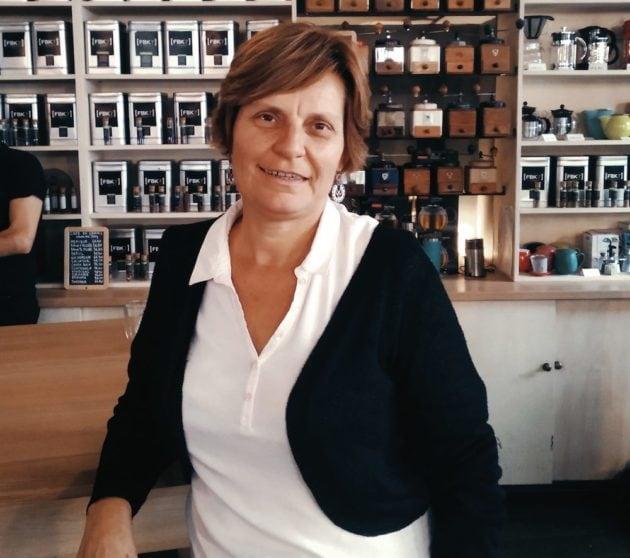 Béatrice Vessiller, conseillère municipale EELV à Villeurbanne et conseillère métropolitaine