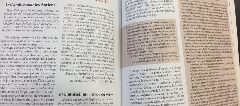 Chez les Maristes, un livre aux passages homophobes utilisé en cours de religion