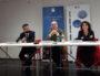 Conférence de presse de présentation du plan froid 2019/2020 le 8 novembre 2019 au cours de laquelle, le préfet Pascal Mailhos a présenté la restructuration du dispositif d'hébergement d'urgence. ©LB/Rue89Lyon