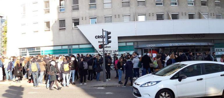 Anas Kournif, étudiant à Lyon: «L'immolation par le feu a été un choix politique»