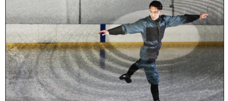Compulsory Figures, quand Xavier Veilhan sculpte le patinage en live