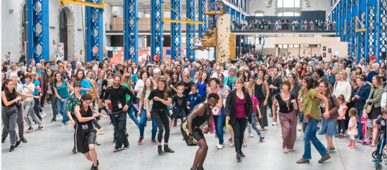 Conférences, débats et ateliers de danse au festival «À l'école de l'anthropocène», édition 2020