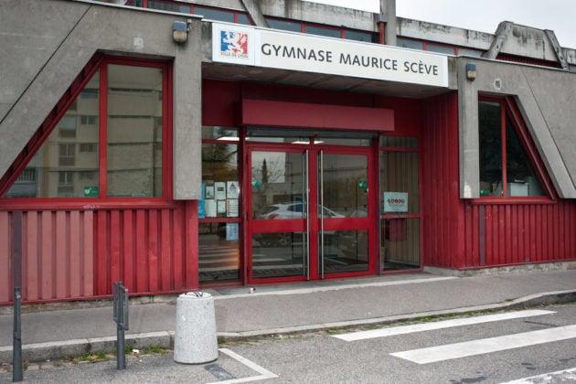 Gymnase Maurice Sceve à Lyon