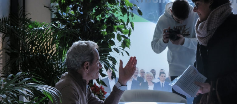 Grenoble 2020: la com' laborieuse du candidat Alain Carignon