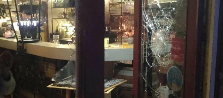 Un bar de la Croix-Rousse encore attaqué par l'extrême droite radicale
