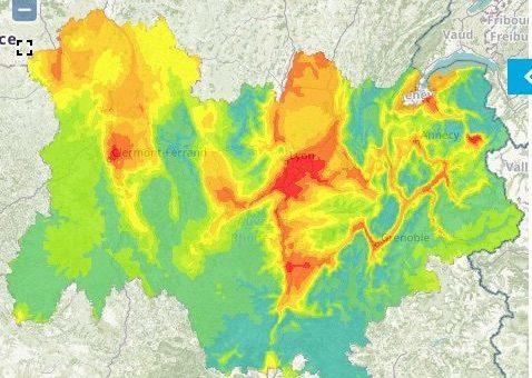 4ème pic de pollution à Lyon : et revoilà la circulation différenciée