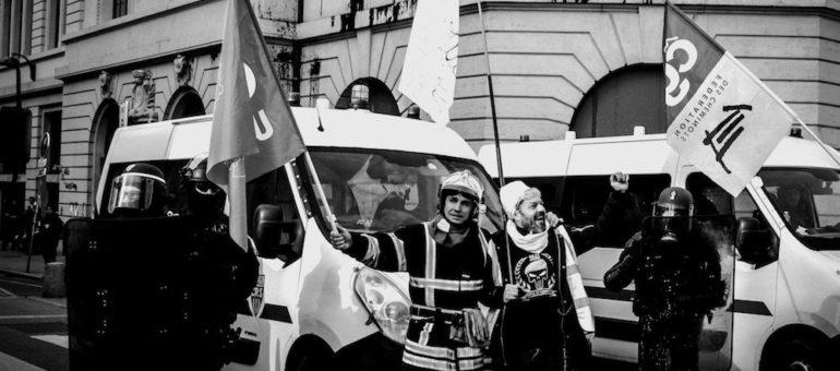 Réformes des retraites : la fin du grand parcours pour les manifestations lyonnaises