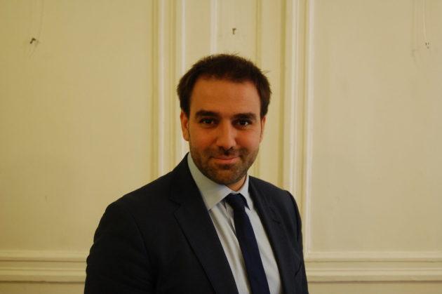 Antoine Mellies du Rassemblement National