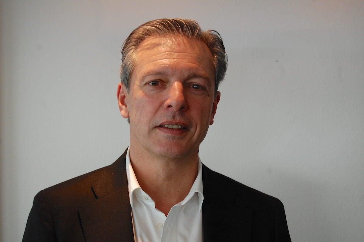 Pascal Blache maire du 6e arrondissement de Lyon