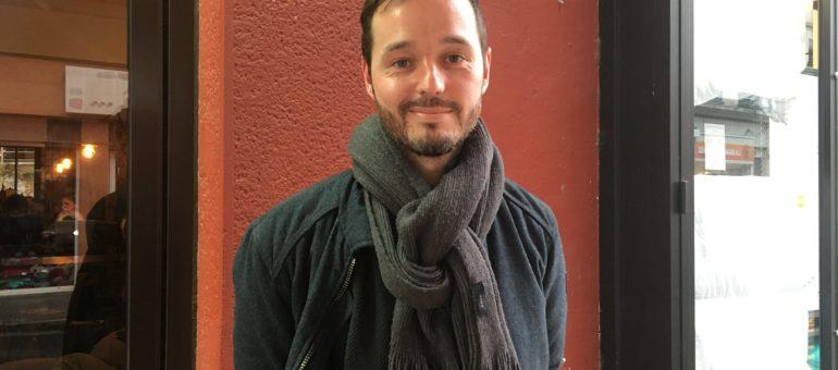"""[Portrait électeur 2/10] Alban, habitant de la Croix-Rousse : """"La gentrification de la ville m'inquiète"""""""