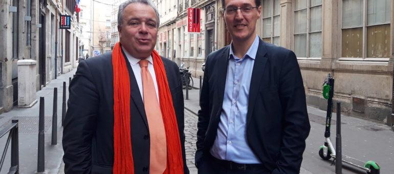 Union Lafond-Broliquier : ouf, une écurie centriste de moins pour les élections lyonnaises