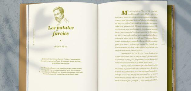 Alexis Jenni passe à table et livre son souvenir de patates farcies