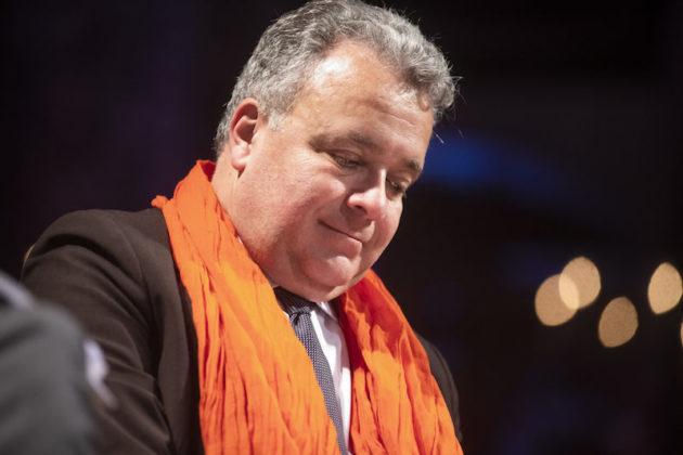 Denis Broliquier lors du débat culture le mardi 18 février 2020. ©Houcine Haddouche