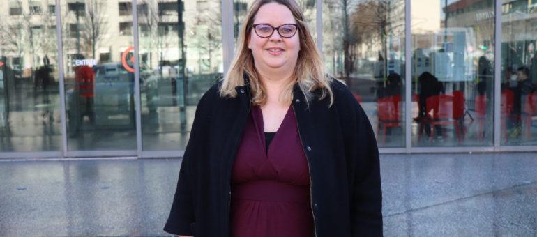 Fanny Dubot, tête de liste éco-féministe du 7ème arrondissement de Lyon