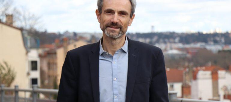 Sylvain Godinot, le Monsieur énergie de Lyon se met à la politique