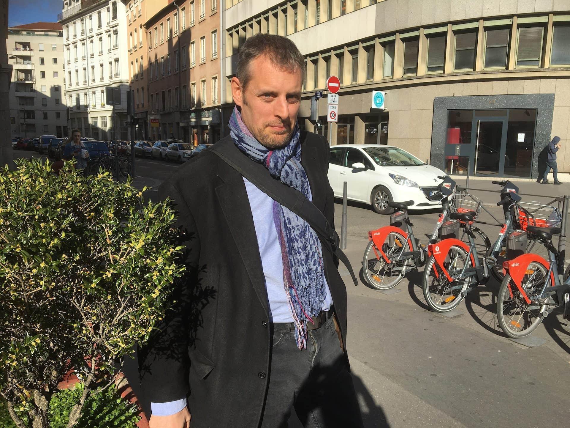 Portrait électeur Olivier