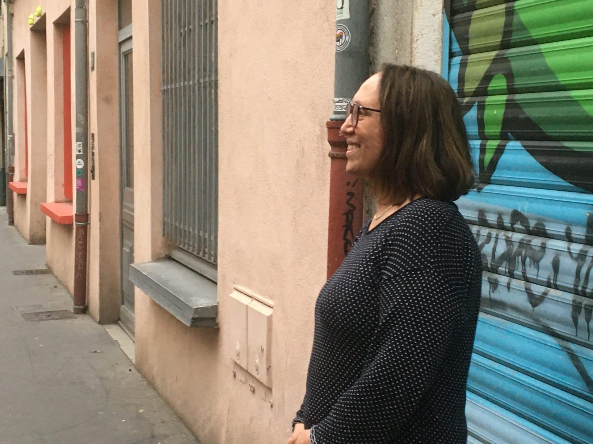 Portrait électeur Malika