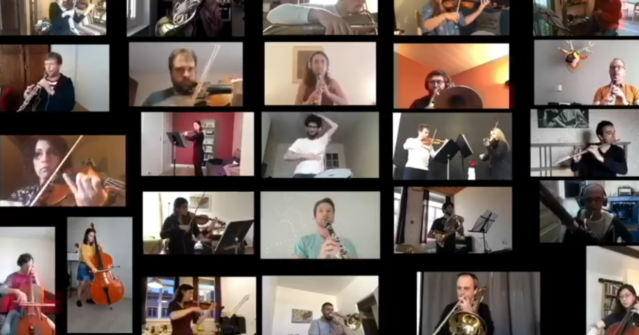 De l'ONL au chansonnier croix-roussien : jolie musique confinée à Lyon