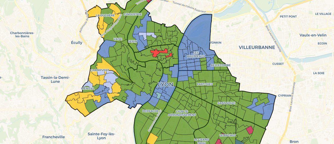 Municipales 2020 Les Resultats Du 1er Tour A Lyon Par Bureaux De Vote
