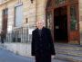 Gérard Collomb, maire de Lyon et candidat non pas à sa propre succession mais à la présidence de la Métropole de Lyon, est allé voter ce dimanche 15 mars. ©LB/Rue89Lyon