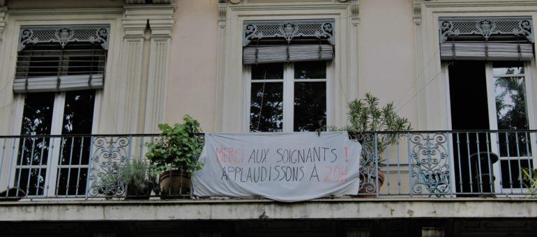 Confinement : pas de manif le 1er Mai, mais des banderoles aux fenêtres