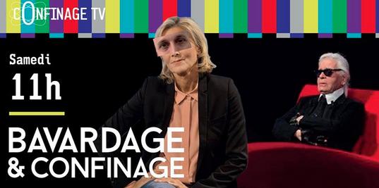 Speakerine, émissions de cuisine et littéraires: les programmes délicieux de Confinage TV