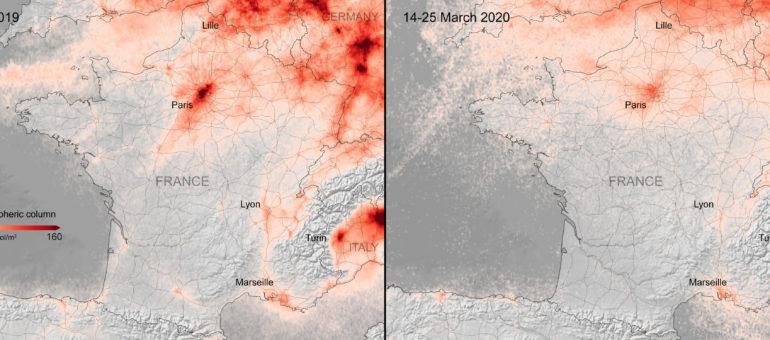 L'impact du confinement est-il positif sur la qualité de l'air à Lyon?
