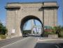 Le pont du Teil. DR