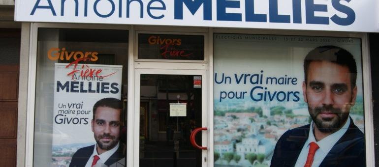 À Givors, la seule ville «gagnable» pour le RN dans le Rhône