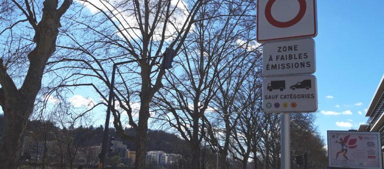 ZFE de Lyon: le plan des écologistes pour interdire le diesel en 2026