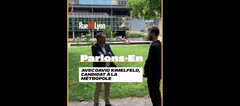 [Vidéo] David Kimelfeld : un président actif fait-il un candidat visible ?