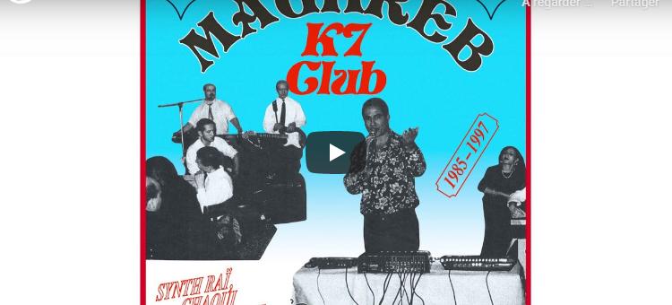 Maghreb K7 Club:la mémoire du quartier de la Guillotière