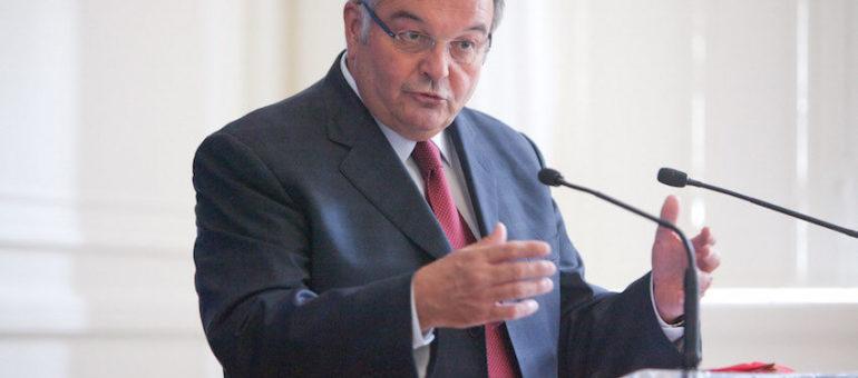 Michel Mercier, un baron du Rhône parti sans bruit