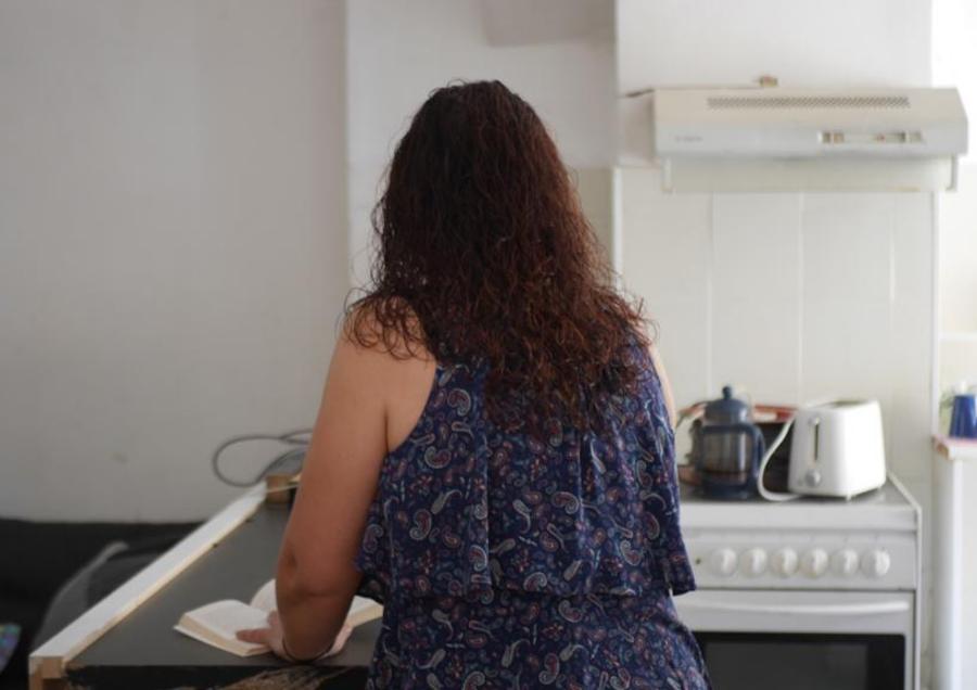 Anne-Laure est SDF à Lyon depuis février 2019