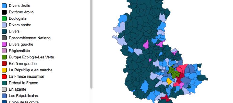 Résultats municipales 2020: le second tour à Lyon et dans le Rhône