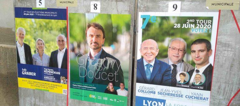 Élections 2020 : à Lyon, les alliances baroques du second tour