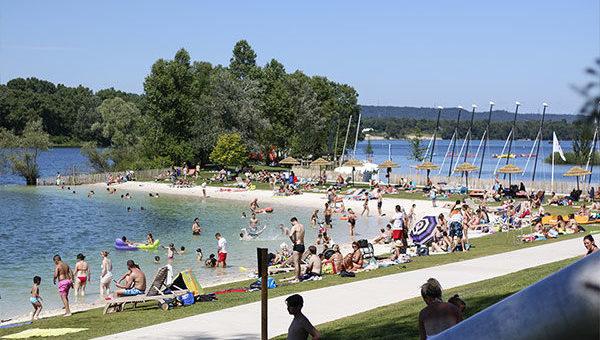 Dans quel lac se baigner près de Lyon cet été 2021 ?